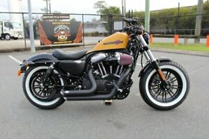 2019 Harley-Davidson XL1200X Forty Eight Nerang Gold Coast West Preview
