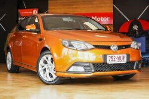 2013 MG MG6 Orange Manual Hatchback Southport Gold Coast City Preview
