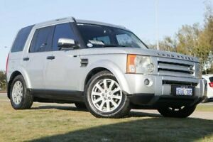 2007 Land Rover Discovery 3 HSE Silver 6 Speed Sports Automatic Wagon