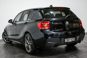 2014 BMW M135i F20 MY1113 Black 8 Speed Sports Automatic Hatchback Rozelle Leichhardt Area Preview