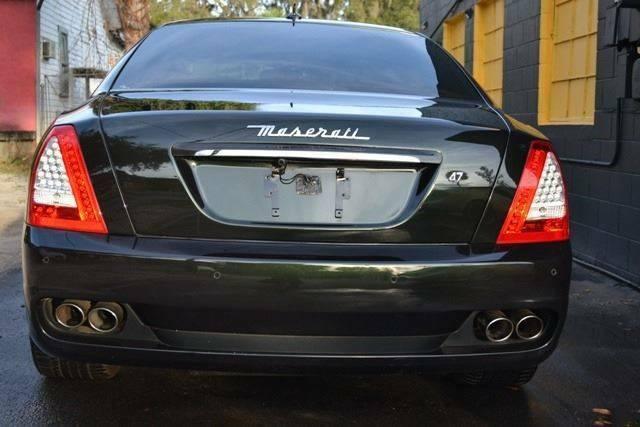 Image 4 Voiture American used Maserati Quattroporte 2011