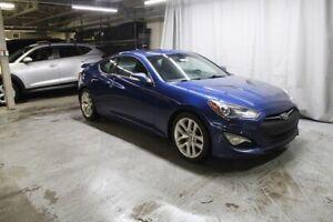 Hyundai Genesis Coupe 3.8 premium (toit, mag, nav) 2016