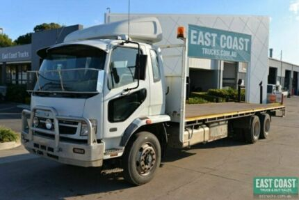 2008 MITSUBISHI FUSO FN140 Tray Top   5428 Acacia Ridge Brisbane South West Preview