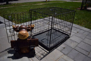 Dog, Cat or small Pet Cage - Good Condition- $50