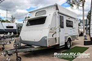 CU1009 Jayco Expanda Compact Single Axle Pop Top Penrith Penrith Area Preview