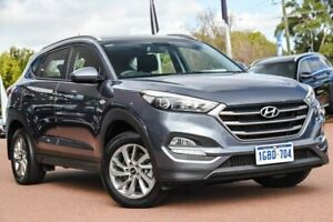 2016 Hyundai Tucson TLE Active 2WD Grey 6 Speed Sports Automatic Wagon Wangara Wanneroo Area Preview