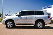2015 Toyota Landcruiser VDJ200R MY13 VX Silver 6 Speed Sports Automatic Wagon Rockingham Rockingham Area Preview