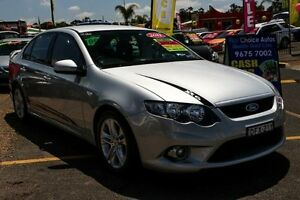 2011 Ford Falcon XR6 Silver Automatic Sedan Minchinbury Blacktown Area Preview