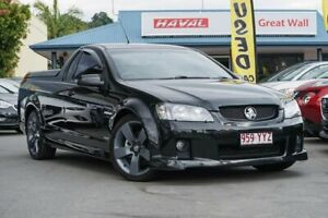 2010 Holden Ute VE II SV6 Black 6 Speed Sports Automatic Utility Tweed Heads Tweed Heads Area Preview