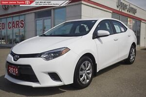 2015 Toyota Corolla MANAGER'S SPECIAL