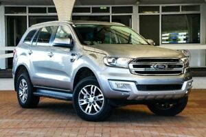 2018 Ford Everest UA 2018.00MY Trend 4WD Silver 6 Speed Sports Automatic Wagon Melville Melville Area Preview