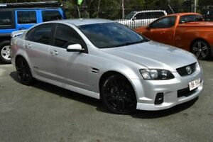 2010 Holden Commodore VE II SS Silver 6 Speed Automatic Sedan Underwood Logan Area Preview