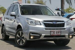 2017 Subaru Forester S4 MY17 2.5i-L CVT AWD Silver 6 Speed Constant Variable Wagon Upper Mount Gravatt Brisbane South East Preview
