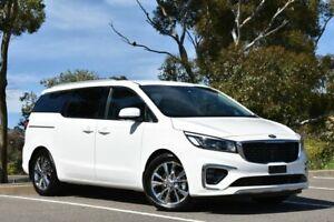 2019 Kia Carnival YP MY19 Platinum White 8 Speed Sports Automatic Wagon St Marys Mitcham Area Preview