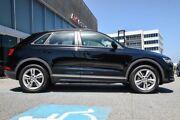 2017 Audi Q3 8U MY17 TDI S tronic quattro Black 7 Speed Sports Automatic Dual Clutch Wagon Osborne Park Stirling Area Preview