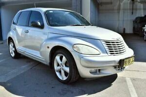 2005 Chrysler PT Cruiser PG MY2006 GT Silver 4 Speed Automatic Wagon Liverpool Liverpool Area Preview