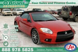 2012 Mitsubishi Eclipse GT SPYDER - Manual