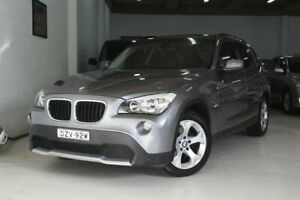 2011 BMW X1 E84 MY11.5 sDrive18i Steptronic Grey 6 Speed Sports Automatic Wagon Castle Hill The Hills District Preview