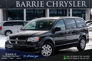 2017 Dodge Grand Caravan SE ***SXT MODEL***FULL STOW AND GO ***