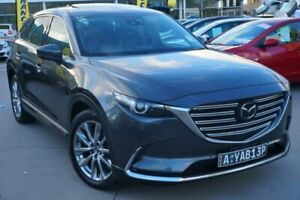 2016 Mazda CX-9 TC Azami SKYACTIV-Drive Grey 6 Speed Sports Automatic Wagon