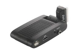 MINI HD FTA Freeview Digital TV Receiver H.264 MPEG4 DVB-T2 TV Tuner With USB and HDMI ,AV Output.