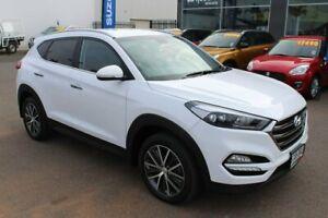2016 Hyundai Tucson TL Elite 2WD White 6 Speed Sports Automatic Wagon Mildura Centre Mildura City Preview
