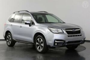 2017 Subaru Forester MY18 2.5I-L Ice Silver Continuous Variable Wagon
