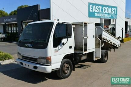 2005 ISUZU NPR300  Tipper Service Vehicle  5433 Acacia Ridge Brisbane South West Preview
