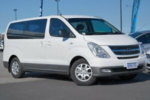 2014 Hyundai iMAX TQ-W MY13 White 4 Speed Automatic Wagon Bunbury Bunbury Area Preview