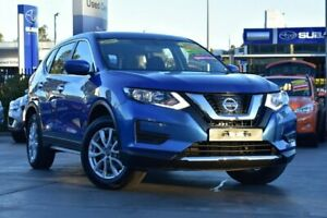 2017 Nissan X-Trail T32 Series II ST X-tronic 2WD Blue 7 Speed Constant Variable Wagon Penrith Penrith Area Preview