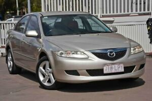 2004 Mazda 6 GG Series 1 Limited Gold Manual Kedron Brisbane North East Preview