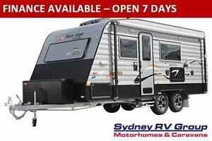 NAG013 New Age Big Red 17 Series, 5 Star Accommodation on Wheels. Penrith Penrith Area Preview