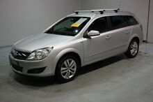 2008 Holden Astra AH MY08 CDX Silver 4 Speed Automatic Wagon Old Guildford Fairfield Area Preview
