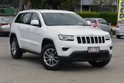 2013 Jeep Grand Cherokee WK MY2014 Laredo 4x2 Bright White 8 Speed Sports Automatic Wagon Southport Gold Coast City Preview