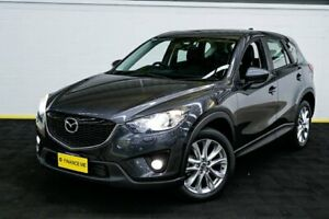 2014 Mazda CX-5 KE1021 MY14 Grand Touring SKYACTIV-Drive AWD Grey 6 Speed Sports Automatic Wagon Canning Vale Canning Area Preview