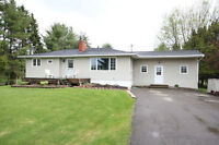 So much value! 3+1 bdrm, 1 bath, mins to F'ton/Oromocto