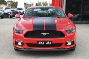 2016 Ford Mustang FM GT Fastback SelectShift Red 6 Speed Sports Automatic Fastback Frankston Frankston Area Preview