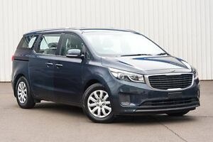 2015 Kia Carnival YP MY15 S Blue 6 Speed Sports Automatic Wagon Kings Park Blacktown Area Preview