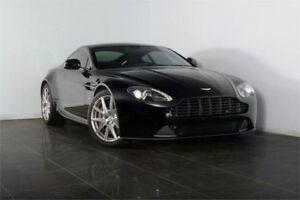 2015 Aston Martin V8 MY15 Vantage Black Seq Manual Auto-Clutch Coupe
