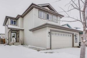 Home for Sale in Sherwood Park, AB (4bd 3ba/1hba) - Reduced