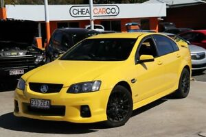 2011 Holden Commodore VE II SV6 6 Speed Manual Sedan Greenslopes Brisbane South West Preview
