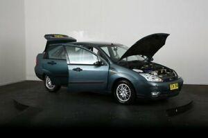 2003 Ford Focus LR LX Green 4 Speed Automatic Sedan