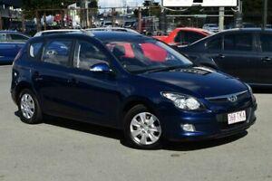 2012 Hyundai i30 FD MY12 CW SX 1.6 CRDi Blue 4 Speed Automatic Wagon Underwood Logan Area Preview