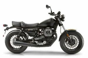 2016 Moto Guzzi V9 Bobber Road Bike 853cc Dandenong Greater Dandenong Preview
