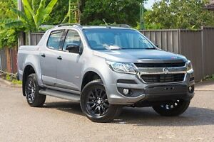 2016 Holden Colorado RG MY17 Z71 Pickup Crew Cab Satin Steel Grey 6 Speed Sports Automatic Utility Greenacre Bankstown Area Preview