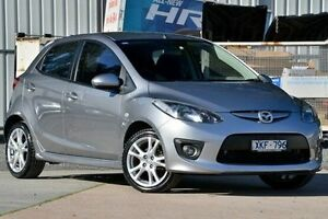 2009 Mazda 2 Silver Automatic Hatchback Ferntree Gully Knox Area Preview