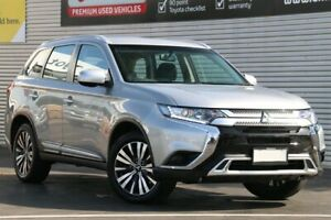 2018 Mitsubishi Outlander ZL MY19 ES AWD Silver 6 Speed Constant Variable Wagon Cheltenham Charles Sturt Area Preview
