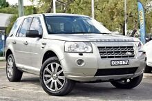 2010 Land Rover Freelander 2 LF MY10 HSE (4x4) Silver 6 Speed Automatic Wagon Gosford Gosford Area Preview