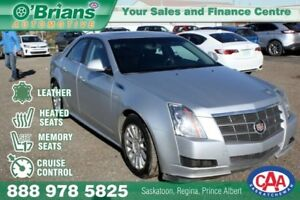 2010 Cadillac CTS Sedan Wholesale Inventory w/Leather