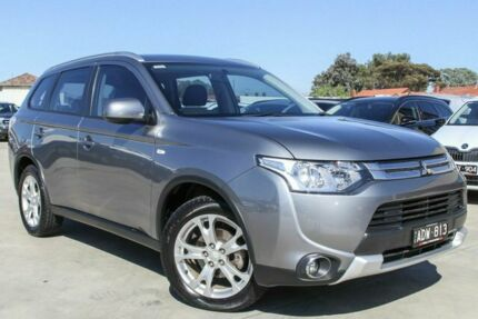 FROM $79 P/WEEK ON FINANCE* 2015 MITSUBISHI OUTLANDER Coburg Moreland Area Preview